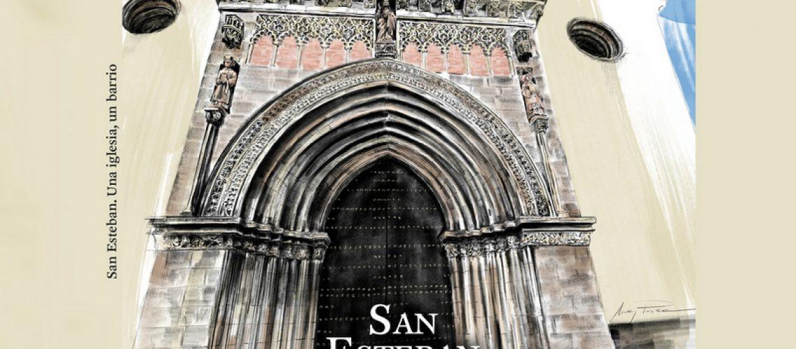 Portada-libro-San-Esteban.-Una-iglesia-de-Fernando-Gabardon-2
